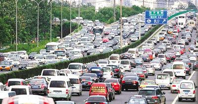 北京计划征收拥堵费缓解堵车