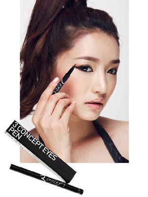 一、眼线笔   眼线笔在很早以前就已经被化妆师们发明出来...