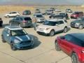 2012年各路SUV集合大点评 场面不容错过!