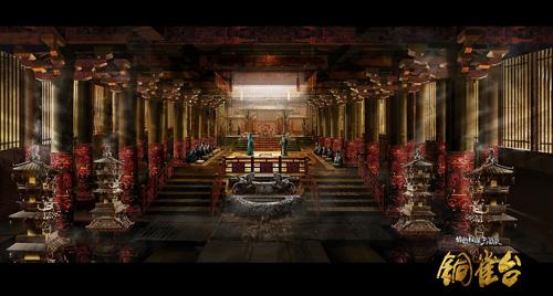 皇宫大殿(点击查看高清组图)图片