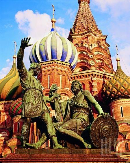 朝圣之旅 游走莫斯科各大博物馆