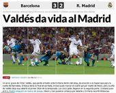全球媒体:巴尔德斯拯救皇马 巴萨新帅传奇上路