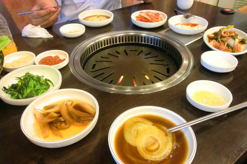中国人在韩国吃饭要花多少钱?(组图)