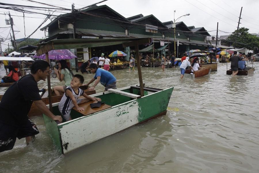 ...降雨袭击,并造成新的洪灾和山体滑坡等地质灾害.截至目前,台... (34)