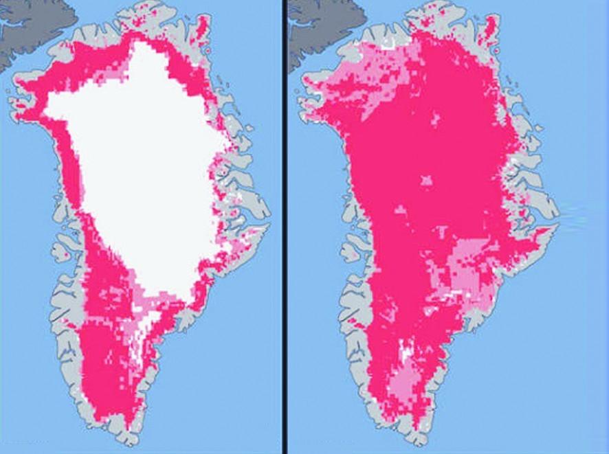 极端天气让世界不好过 全球变暖影响渐趋显现