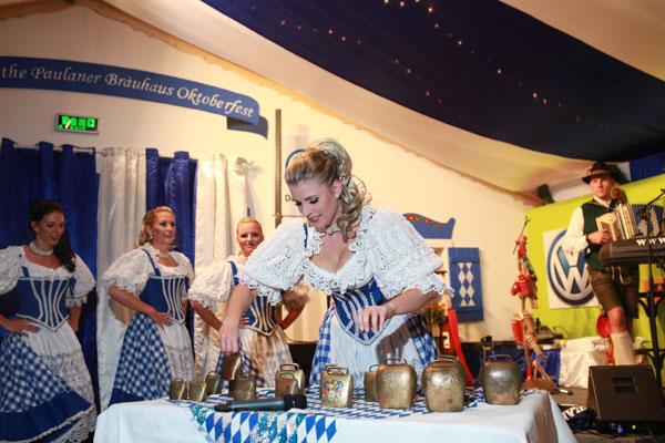 京城最大德国啤酒节十月将在凯宾斯基开幕
