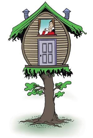 记录自己住在蛋形房子里的生活,从饮食起居,与小动物们和谐相处,野菜
