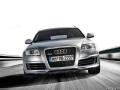 自家直线加速测试奥迪RS6vs奥迪RS6 5.0T