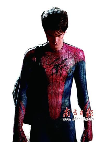 蜘蛛侠高调亮相蝙蝠侠神秘现身
