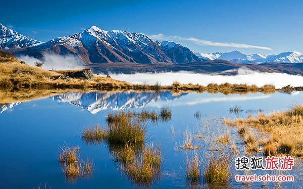 新西兰 上帝都心动的地方