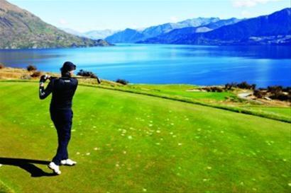 静下来 打一场高尔夫也不错