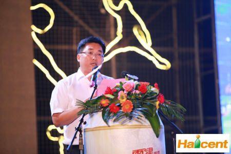 何建平/百威英博中国东南事业部总裁何建平致辞