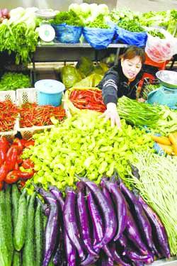 """三声叫是什么菜-""""双节""""临近,使社会食品消费又将进入传统消费旺季.29日,经济导"""