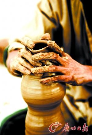 陶艺可以走得更远一些