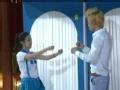 """《向上吧!少年-成长秀片花》20120902 """"谷粒传真""""游戏环节选手萌态辈出"""