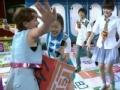 """《向上吧!少年-成长秀片花》20120902 """"骰起来""""美含易紫玩起老鹰捉小鸡"""