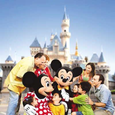 美国迪士尼乐园