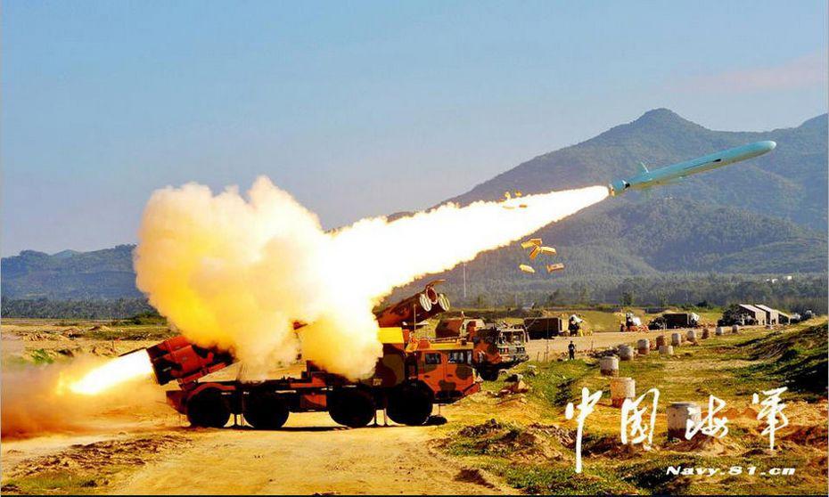 海军岸舰机动导弹远程打击