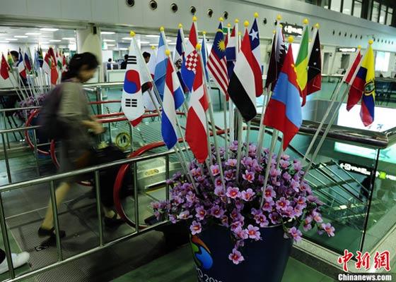 """韩国也是中国游客比较熟悉的""""福利机场"""""""