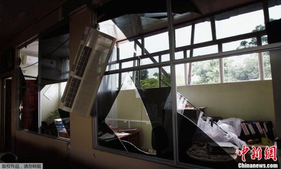 哥斯达黎加总统称地震未造成民众死亡或重伤