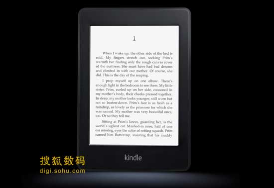 Kindle Paperwhite�����Է��⹦��
