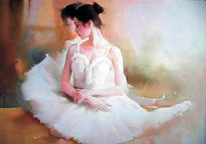 上海/芭蕾舞者 柳毅