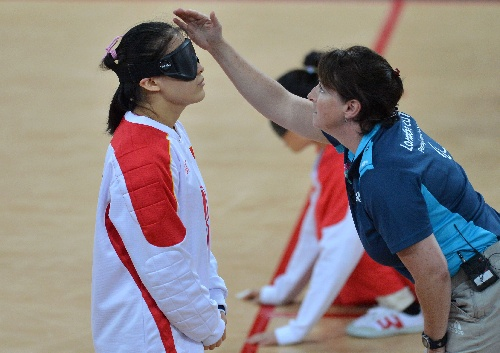 女队:日本图文获冠军隆鼻盲人门球潜水眼罩裁判后一年可以检查吗图片