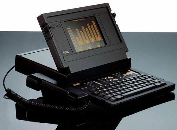 第一台笔记本电脑Compass