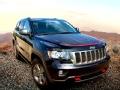 [海外新车]十月见Jeep大切诺基Trailhawk