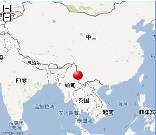 中广网北京9月11日消息 据中国地震台网消息,北京时间2012年09月11日11时20分,云南省保山市施甸县地区发生4.5级地震,震源深度8千米。