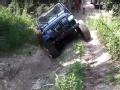 野外出行的必要因素 Jeep大越野翻山越岭