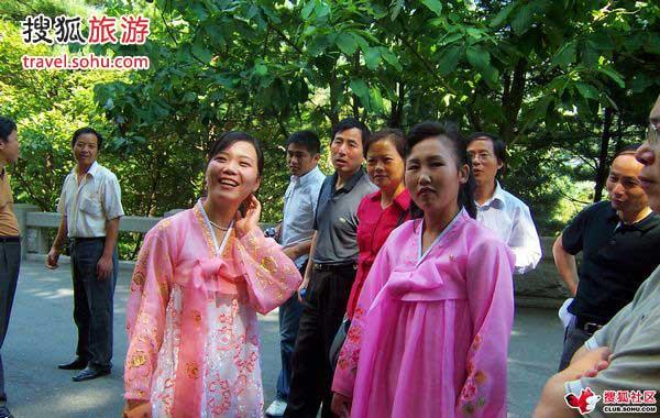 神秘的朝鮮之旅 一個中國游客眼中的朝鮮-搜狐旅游圖片