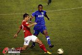 图文:[中超]阿尔滨0-0恒大 凯塔在比赛中