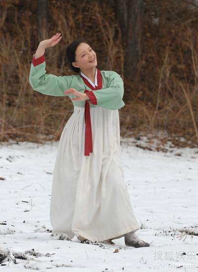 《甄嬛传》到《长白山下》孙茜魅力绚烂绽放