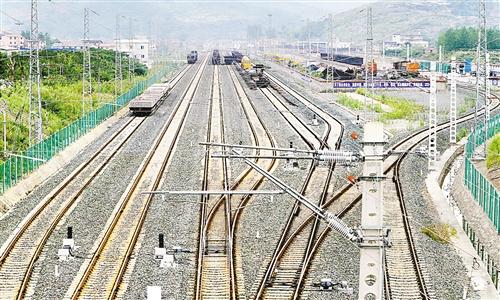 南涪铁路预计国庆通车