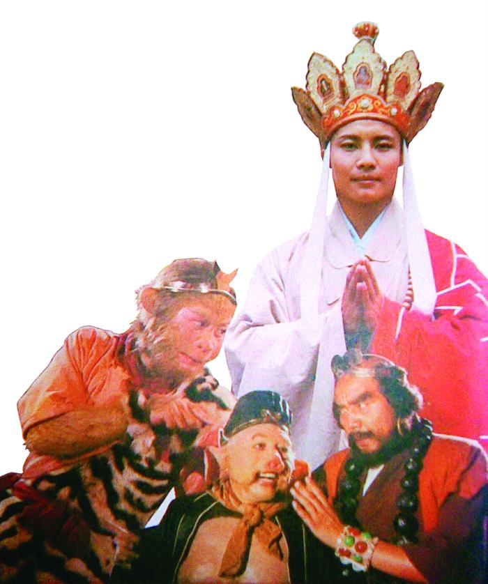 扬州/30年前的1982年7月16日,电视剧《西游记》在扬州开拍第一个...