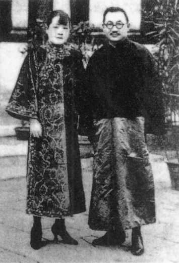 民国金融权臣宋子文和孔祥熙的22年是非争斗