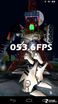 Neocore得分53.6fps/支持5点触控