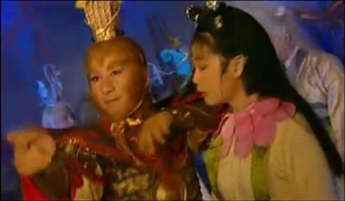 孙悟空/2000年,《西游记后传》,演员:曹荣