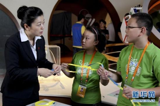 点燃想象力的火花――走近中国科学技术馆办公室(党办)主任、第一党支部书记钱岩