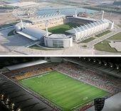 2013东亚运场馆介绍:泰达足球场