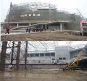 2013东亚运场馆介绍:东丽文体中心体育馆