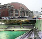 2013东亚运场馆介绍:天津外国语大学体育馆