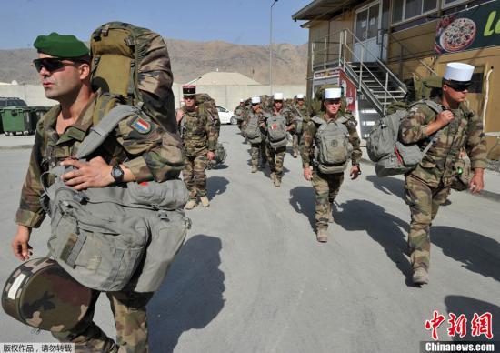驻阿富汗美军增援部队全部撤出 人数达3.3万人