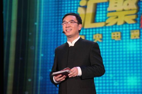 中央电视台广告经营管理中心副主任何海明介绍2013年广告政策和资源