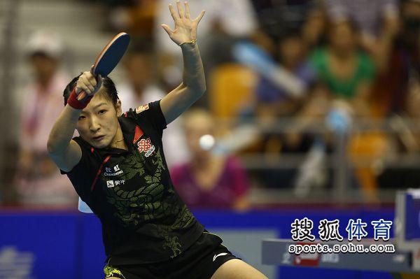 女乒世界杯�Q���r �⒃�雯�壬�D片 34363 600x399