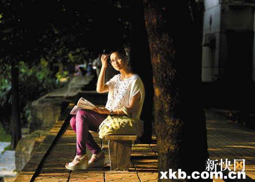 小鱼 25岁 广东江门人 状态:调整状态再上岗