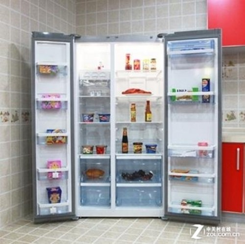风冷无霜设计 博世对开门冰箱破1.4万