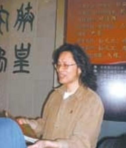 杨丽萍台湾富豪老公刘淳晴