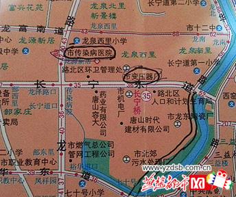 可是在地图上这条路仍然没有被标示出来.